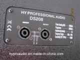 Serie van de Lijn van de Serie van de Lijn 8inch Ds208 van Diase de PRO Audio Dubbele Bidirectionele Mini Geschikt voor BinnenGebeurtenissen