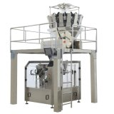 Nuoen Eight Stations Máquina de embalagem automática para partículas / pó