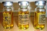Forte acetato anabolico di Trenbolone/polvere giallo-chiaro di Finaplix per forma fisica