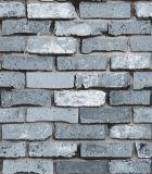 China proveedor de papel tapiz, el precio barato de ladrillo blanco papel de la pared 3D