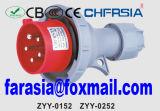 5p IP67 16A New Generation impermeável plug industrial