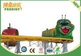 Pequeño parque de atracciones popular Paseo de gallo Roller Coaster Kids Ride