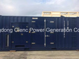 Fabricante superior do OEM de Cummins 1625kVA do recipiente Genset