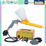 Pistola manuale elettrostatica del rivestimento della polvere dello spruzzo della macchina di rivestimento