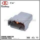 Conetor automotriz elétrico impermeável masculino Dtm04-12PA ATM04-12PA de 12 Pin Dtm
