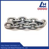 3/16 encadenamiento de bobina galvanizado de la prueba de la INMERSIÓN caliente de G30 Nacm90