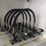 Boyau hydraulique en caoutchouc tressé du fil 1sn un de SAE 100r1at/en 853