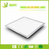 40W, 50W, 60W Ugr<19, luz del panel de 600X600 LED, 90lm/W, alto brillo