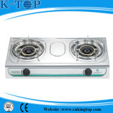 Cuisinière à gaz en acier inoxydable de bonne qualité