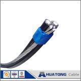 Полимерные PE изолированный кабель ABC с алюминиевыми проводник AAC AAAC ACSR