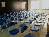 Stahlfalz-Stuhl mit zurück aufgefüllt und Sitz (LL-0031)