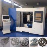 O melhor Abrir-Tipo preço do CNC de 500W 700W do cortador do laser da fibra do CNC