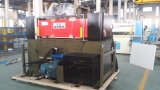 200t Máquina de corte hidráulica de PVC de dupla face