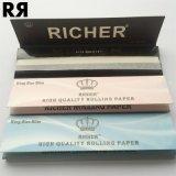 Cigarrillos Rolling Paper Tabaco Roll Su propio papel