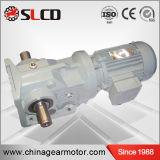 Fabricante profesional de cajas de engranajes biseladas helicoidales del generador de la serie del kc para la máquina