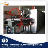 Máquina de esponja de algodón con embalaje de caja redonda (máquina de brotes)