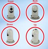 100mの夜間視界のパトカーIR PTZ CCTVのカメラ