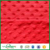 中国の織物100%年のポリエステルビロードの家具製造販売業ファブリック