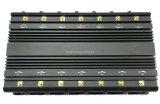 14 Band-Tischplattenhemmer für Mobiltelefon 2g 3G 4G, GPS/WiFi Lojack Fernsteuerungshemmer 315/433/868MHz