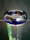Glass Smoking Enjoylife Handblown Borosilicate Mini Beaker Recycler Smoking Pipe Glass