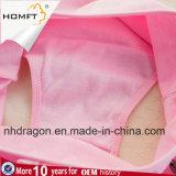 El nuevo algodón de la llegada de moda ventila la ropa interior con estilo Panty de las señoras de las bragas de las chicas jóvenes
