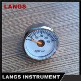 calibrador de presión 063A usado para el calibrador del extinguidor