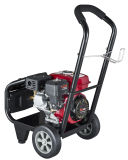 150bar 2200psi 9lpm 2.4gpm 168f 가솔린 엔진 고압 세탁기