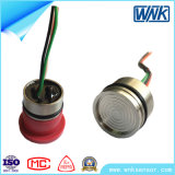 sensor piezorresistivo de la presión de la membrana 316L con la fuente de alimentación 2.7~5.5V, salida de I2c/Spi