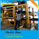 Máquina de fabricación de ladrillo del bloque de cemento