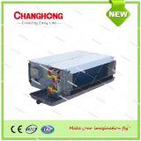 Arrefecimento de ar condicionado refrigerado a água e ventilação escondida