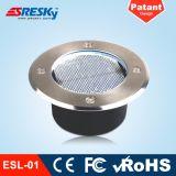 Cuadrado impermeabilizar la luz subterráneo ahuecada IP68 Ce&Rohs del LED
