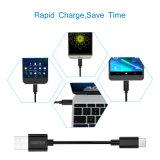 Weißer Farben-Blitz zum USB-Kabel-Adapter-Daten USB-Kabel Samsung/iPhone