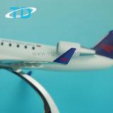 Harz-Spielzeug-Modell-Zivilflugzeuge der Luft-Costa-Crj-200