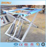 Elevador pequeno do carro da venda da fábrica de Shunli