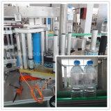 Ronda de la pegatina automática máquina de etiquetado de la botella de agua