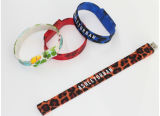 Movimentações do flash do USB do Wristband, movimentações do flash do USB do bracelete, movimentações Multi-Colour do flash do USB do Wristband