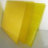 Polycarbonat-freier Raum und farbiges glattes Blatt PC Blatt für Projekt