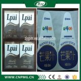 Étiquette de collant de BOPP pour les bouteilles rondes