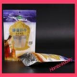 Empacotamento de alimento De-Metalizado plástico, saco do alimento dos petiscos