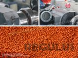 HDPE de Vlokken die van de Fles Pelletiserend Lopende band/de Gebruikte Machine van de Korrel recycleren