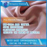 Revêtement superhydrophobique à base d'eau pour tissu (PF-208)