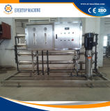 Usine épurée par eau potable de traitement des eaux de machine de RO