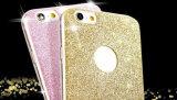 iPhone7를 위한 매우 호리호리한 묵 반짝임 전화 덮개 케이스