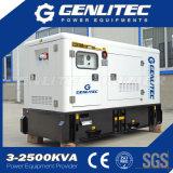Stille Draagbare Diesel 15kVA Generator met (Britse) Motor Perkins