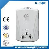 calentador de agua del gas 6L con el LCD