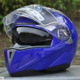 2017 DOT Aprovou Dual Visers Flip up Motorcylce Helmet Import