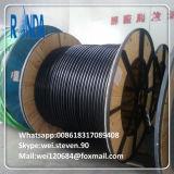 La tension moyenne XLPE a isolé le câble d'alimentation à un noyau engainé par PVC