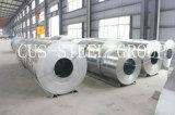 O zinco revestiu o rolo galvanizado mergulhado quente da folha/a bobina de aço galvanizada MERGULHO quente