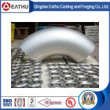 ASME/ANSI B16.9 de aço inoxidável 90/45 Lr/sr cotovelos de tubo