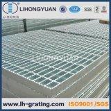 Гальванизированные загородки стальной штанги Grating